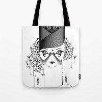 Maskjesty Tote Bag