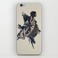 Heat Lightning iPhone & iPod Skin