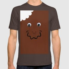 Moschino Popsicle  Brown Mens Fitted Tee SMALL