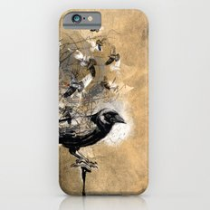 crow's soul iPhone 6 Slim Case
