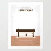 No193 My Forrest Gump Mi… Art Print