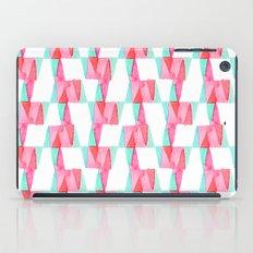 Cheery Triangles iPad Case