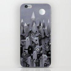 Nightbears iPhone & iPod Skin