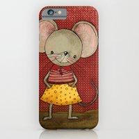 Danooshka the Mouse iPhone 6 Slim Case