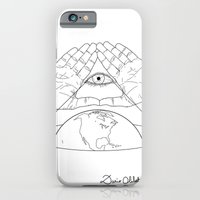 iPhone & iPod Case featuring Annuit oeptis by Dario Olibet