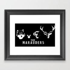 The Marauders Framed Art Print