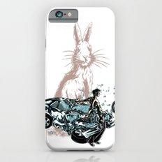 Rabbit In Your Headlights iPhone 6s Slim Case