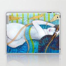 BLUE DREAMS Laptop & iPad Skin