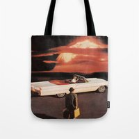 Drive It All Over Me (Holocaust Remix) Tote Bag