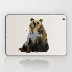 Bear Relaxing Laptop & iPad Skin