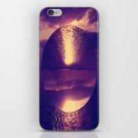 Topsy Turvy  iPhone & iPod Skin