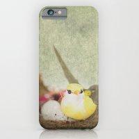 iPhone & iPod Case featuring Little Bird by Jenn Burden