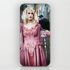Talk to the bird iPhone & iPod Skin