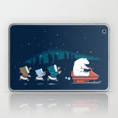 Grand Theft Arctic Laptop & iPad Skin