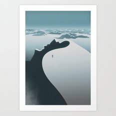 Norway / Travel Collection Art Print