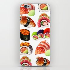 SUSHI iPhone & iPod Skin