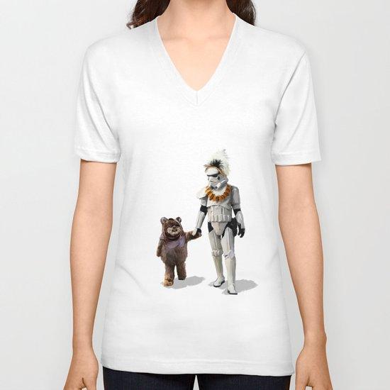 Star Wars Buddies V-neck T-shirt