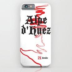 Famous Climbs: Alpe d'Huez 2, Old World Slim Case iPhone 6s