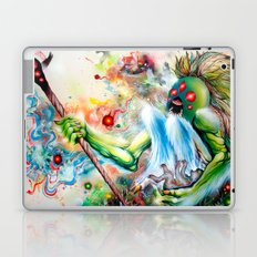 Architect of Prehysterical Myth Laptop & iPad Skin