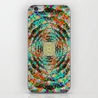 Aura Ocean iPhone & iPod Skin