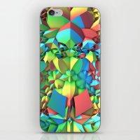 In The Tropics iPhone & iPod Skin