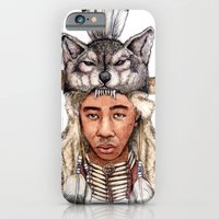 iPhone & iPod Case featuring WOLF / Tyler, The Creator by Daniel Cash