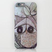 Owl couple iPhone 6 Slim Case