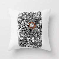 Ovillo Throw Pillow