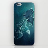 Wolfeather iPhone & iPod Skin
