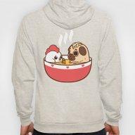 Chicken Noodle Puglie So… Hoody