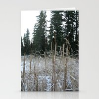 Falltime in Watervalley Stationery Cards
