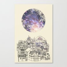 Cincinnati Fairy Tale Canvas Print