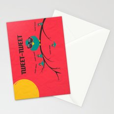 tweet-tweet, TWEET-TWEET Stationery Cards