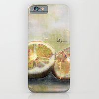 iPhone & iPod Case featuring Lemons by Mine is Yours