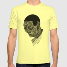 multiculturalism. Mens Fitted Tee Lemon SMALL