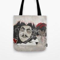 Rufio Tote Bag
