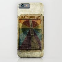 iPhone & iPod Case featuring Rainbows ? by Les Hameçons Cibles