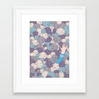 Spock's Trouble With Tri… Framed Art Print