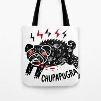 Chupapugra Tote Bag