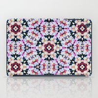 Kaleidoscope Flowers  iPad Case