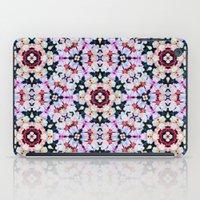 Kaleidoscope Flowers  iPad Case