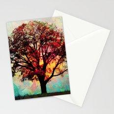 Fall Tree 2 Stationery Cards