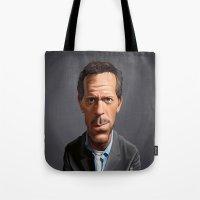 Celebrity Sunday ~ Hugh … Tote Bag