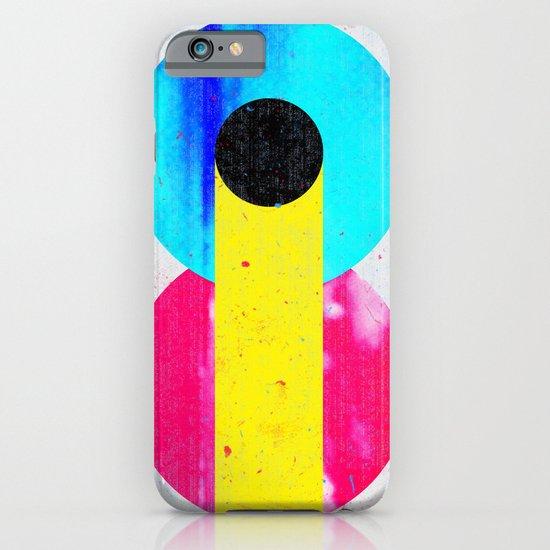 CMYK iPhone & iPod Case