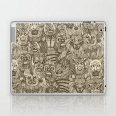 gargoyles vintage Laptop & iPad Skin