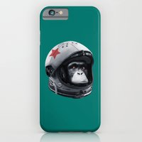 Astro Chimp iPhone 6 Slim Case