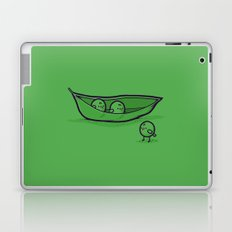 Chick Peas Laptop & iPad Skin