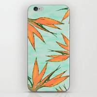 AVE DEL PARAISO iPhone & iPod Skin