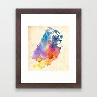 Sunny Leo   Framed Art Print