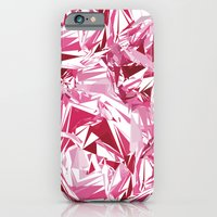 Broken Peony iPhone 6 Slim Case